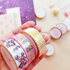 SUMMER FLOWER WASHI TAPES