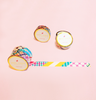 RETRO COLORFUL PATCHES WASHI TAPES