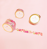 TROPICAL VINTAGE FLORAL WASHI TAPES