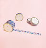 BLUE VINTAGE SUMMER FLOWERS WASHI TAPES