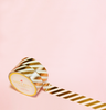 GOLD STRIPES WASHI TAPES