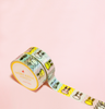 CUTE BUNNIES WASHI TAPES
