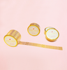 LINES SHAPES IN GOLD FOIL WASHI TAPES