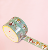 CUTE FOXY WASHI TAPES