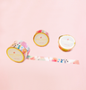 WATERCOLOR SPLASH ART WASHI TAPES