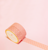 LIGHT PINK WITH POLKA DOTS WASHI TAPES