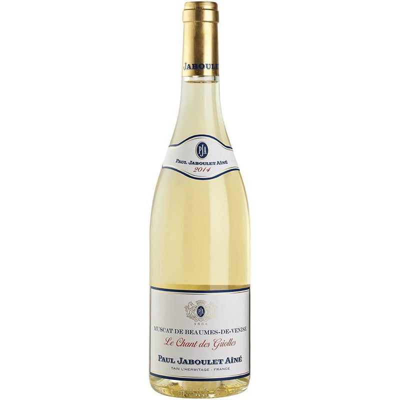 Paul Jaboulet-Aine Muscat de Beaume de Venise Le Chant des Griolles 2009 375ml-Dessert, Sherry & Port-World Wine