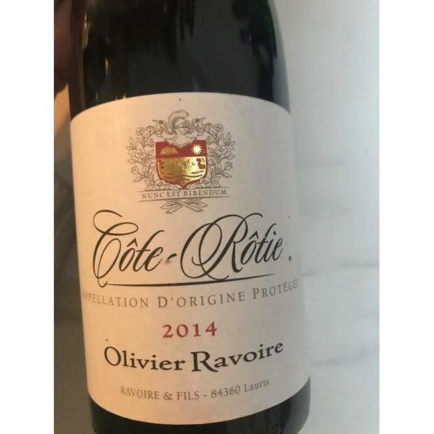 Olivier Ravoir Cote-Rotie 2014-Red Wine-World Wine