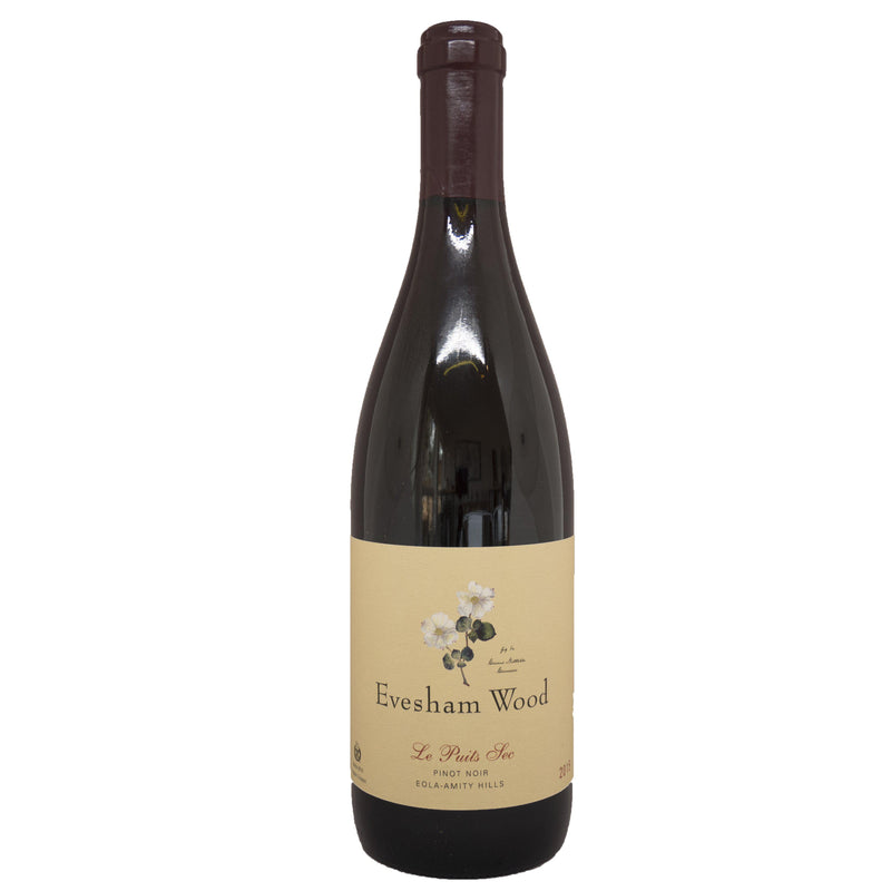 Evesham Wood Le Puits Sec Pinot Noir 2016-Red Wine-World Wine
