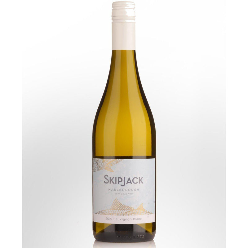 Skipjack Marlborough Sauvignon Blanc 2020-White Wine-World Wine