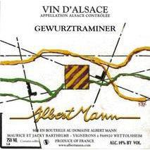 Domaine Albert Mann Gewurztraminer 2018-White Wine-World Wine