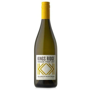 Kings Ridge Oregon Willamette Pinot Gris 2014