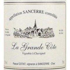 Pascal Cotat Sancerre La Grande Côte 2018-White Wine-World Wine