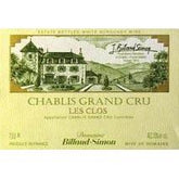 Billaud-Simon Chablis Grand Cru Les Clos 2012 Magnum 1500ml btl