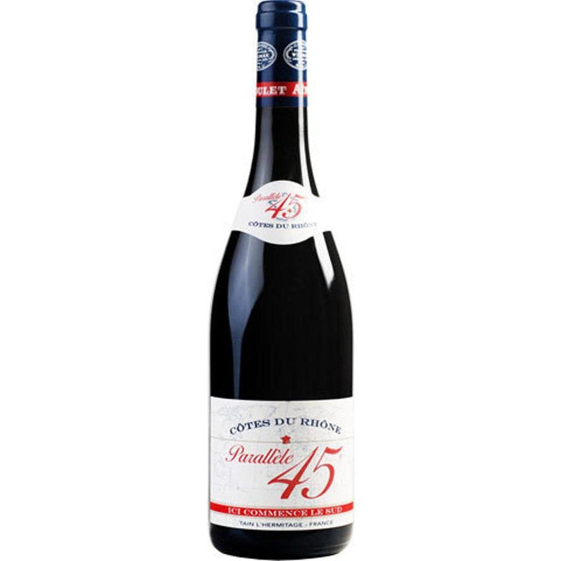Paul Jaboulet-Aine Côtes du Rhône 'Par. 45' Rouge 2016-Red Wine-World Wine