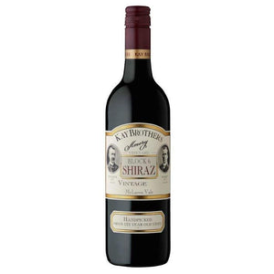 Kay Brothers Amery Block 6 Shiraz 2015