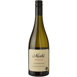 Mahi 'Marlborough' Sauvignon Blanc 2016