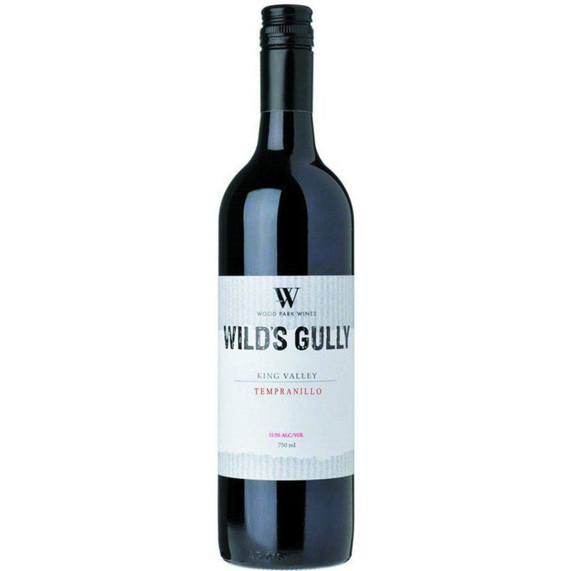 Wood Park Wines Wild's Gully Tempranillo 2018-Red Wine-World Wine