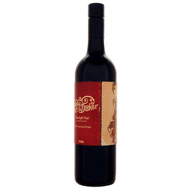 Mollydooker Two Left Feet Shiraz Cabernet Merlot 2018-Red Wine-World Wine