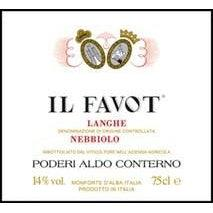 Aldo Conterno Il Favot Nebbiolo DOC 2015-Red Wine-World Wine