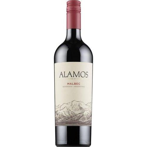 Alamos Malbec 2019-Red Wine-World Wine