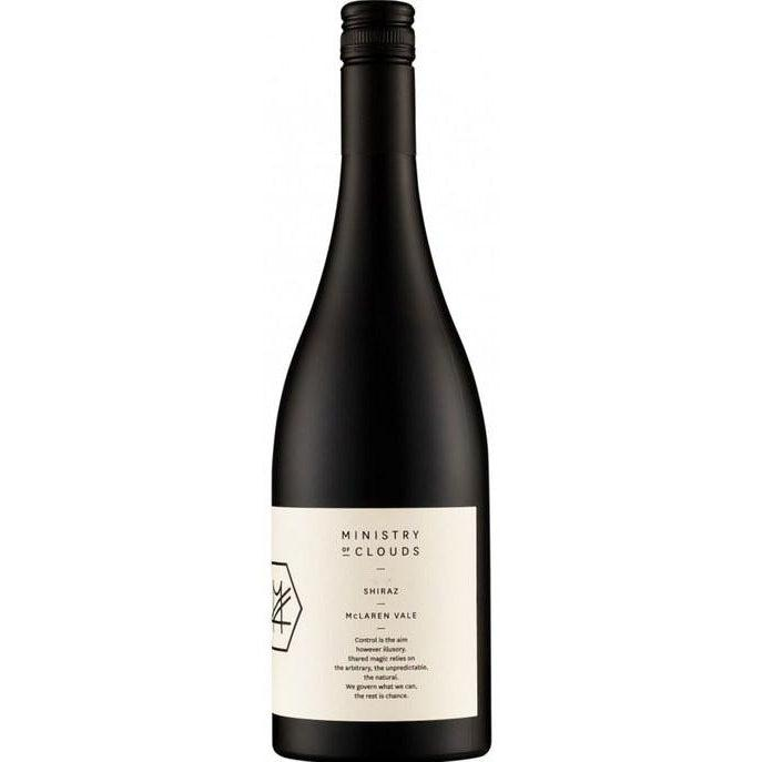 Ministry of Clouds McLaren Vale Shiraz 2018-Red Wine-World Wine