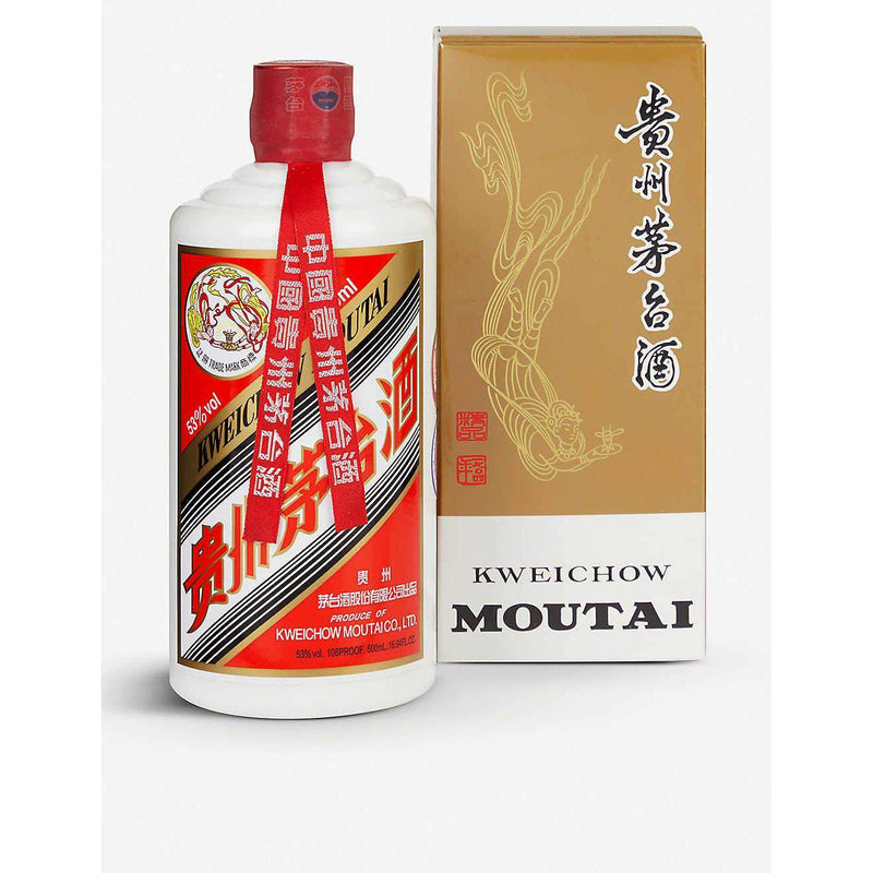 MOUTAI FLYING FAIRY 53% 500ML-Baiju-World Wine
