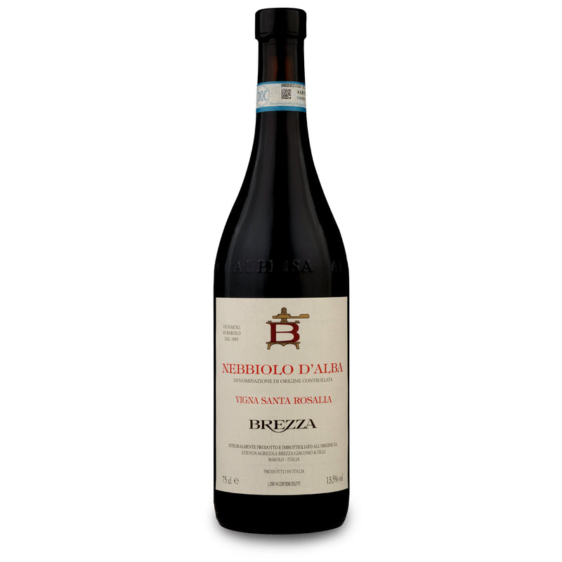 Brezza Nebbiolo Langhe 2015-Red Wine-World Wine