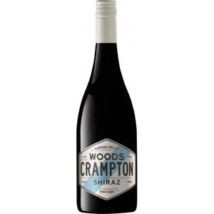 Woods Crampton White Label Barossa Valley Shiraz 2016