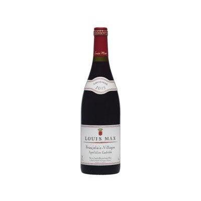 Louis Max Beaujoulais-Villages 2018-Red Wine-World Wine