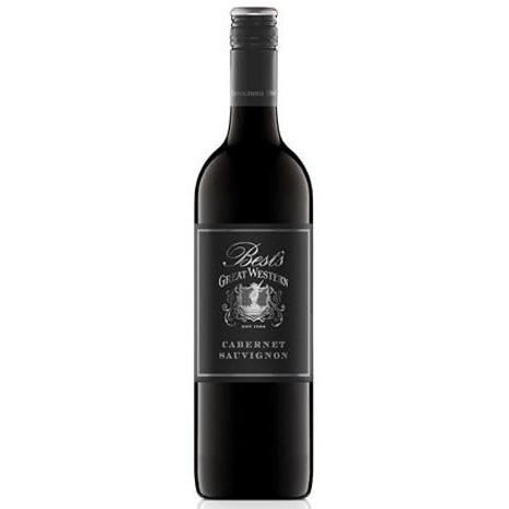 Best's Great Western Cabernet 2015-Red Wine-World Wine
