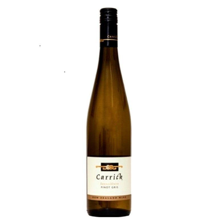 Carrick Pinot Gris 2016-White Wine-World Wine