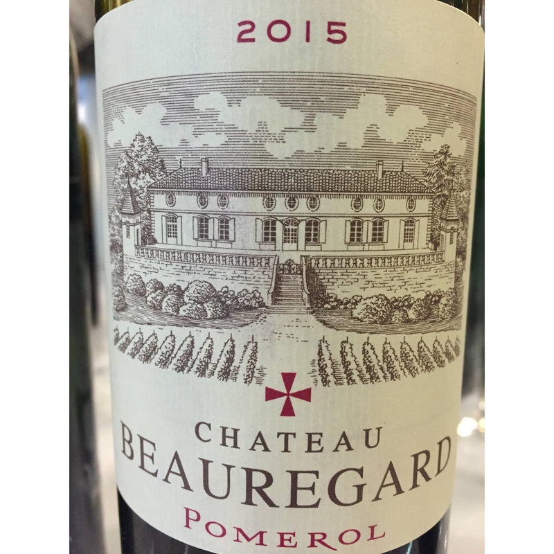 Chateau Beauregard, Pomerol 2015-Red Wine-World Wine