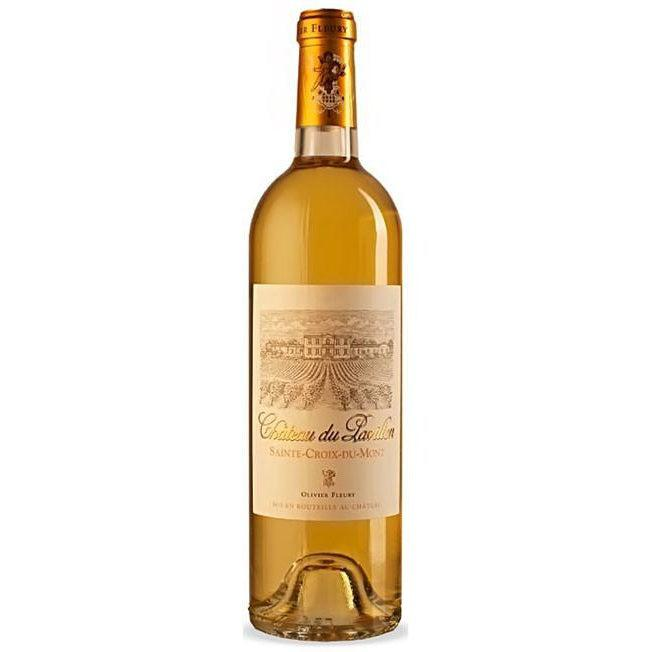 Chateau du Pavillon (St Croix du Mont) (375) 2013-White Wine-World Wine