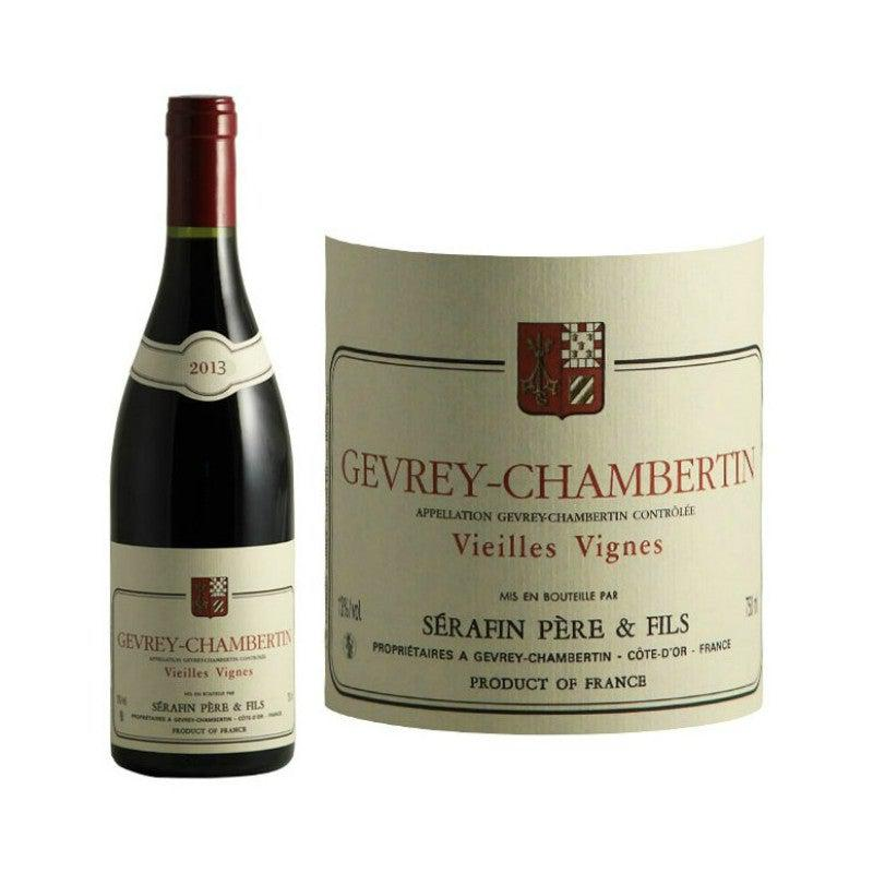 Christian Sérafin Gevrey-Chambertin 'Vieilles Vignes' 2014-Red Wine-World Wine