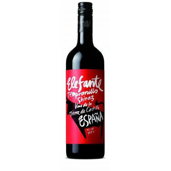 Elefante Tempranillo Shiraz 2018-Red Wine-World Wine