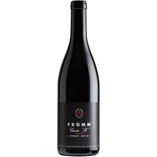 Fromm Cuvée H' Pinot Noir (cork limited) 2017-Red Wine-World Wine
