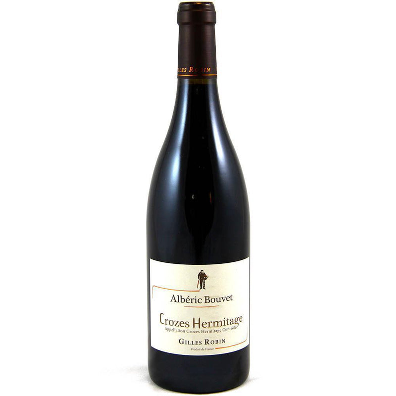 "Gilles Robin Crozes-Hermitage ""Alberic Bouvet"" 2015-Red Wine-World Wine"