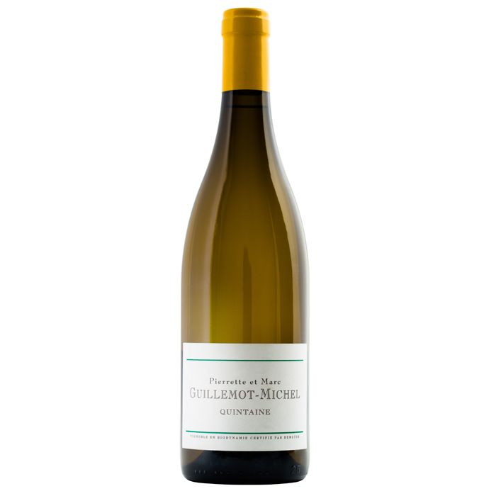 Guillemot-Michel Quintaine Vire-Clesse Chardonnay 2014-White Wine-World Wine