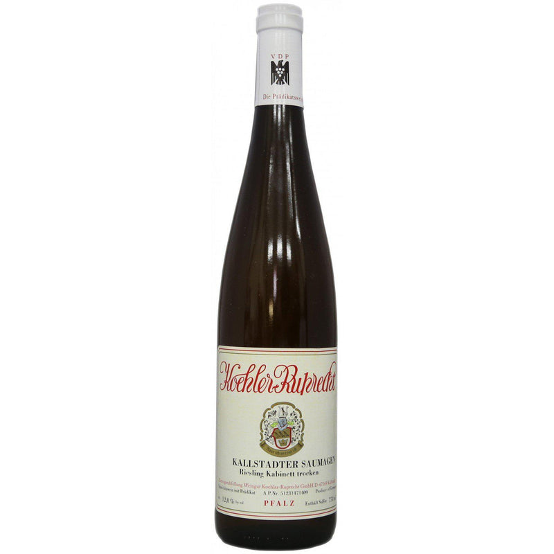 Koehler-Ruprecht Riesling Kabinett Trocken 2018-White Wine-World Wine