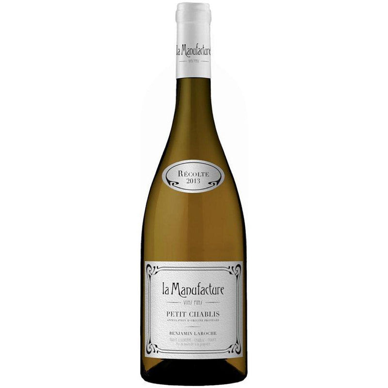 La Manufacture Petit Chablis 2017-White Wine-World Wine