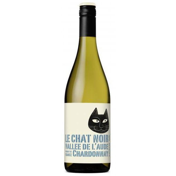 Le Chat Noir Chardonnay 2015-White Wine-World Wine