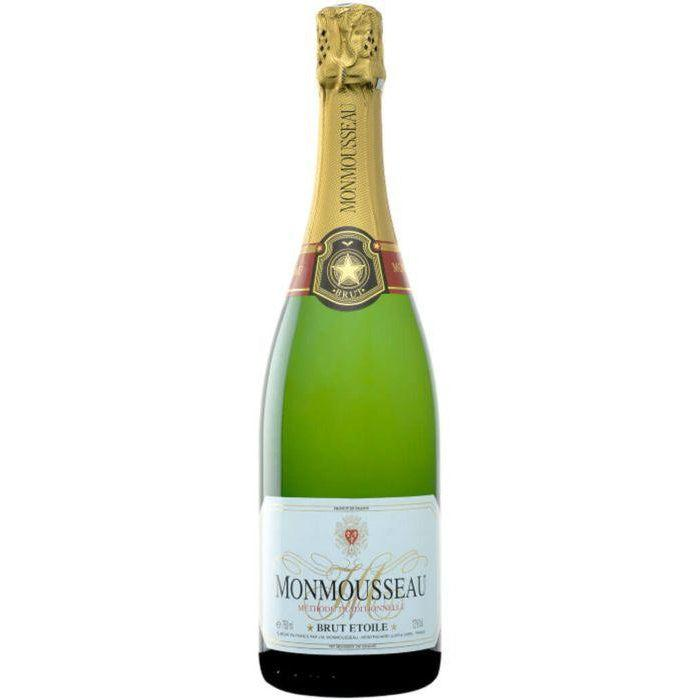Monmousseau Brut Etoile Methode Traditionnelle NV-Champagne & Sparkling-World Wine