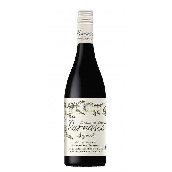 Parnasse Syrah 2018-Red Wine-World Wine