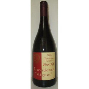 Providence Vineyards Miguet Reserve Pinot Noir 2012