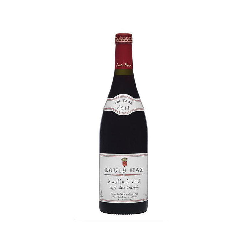 Louis Max Moulin-A-Vent 2014-Red Wine-World Wine