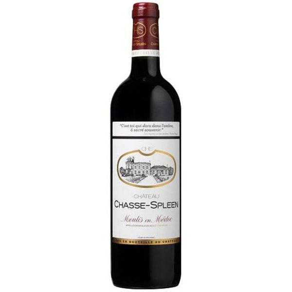 Chateau Chasse Spleen, Moulis (375) 2015-Red Wine-World Wine