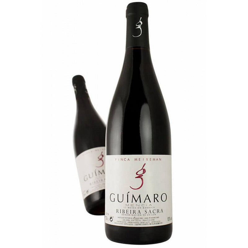 Guimaro 'Finca Meixeman' Single Vineyard Mencia 2015-Red Wine-World Wine