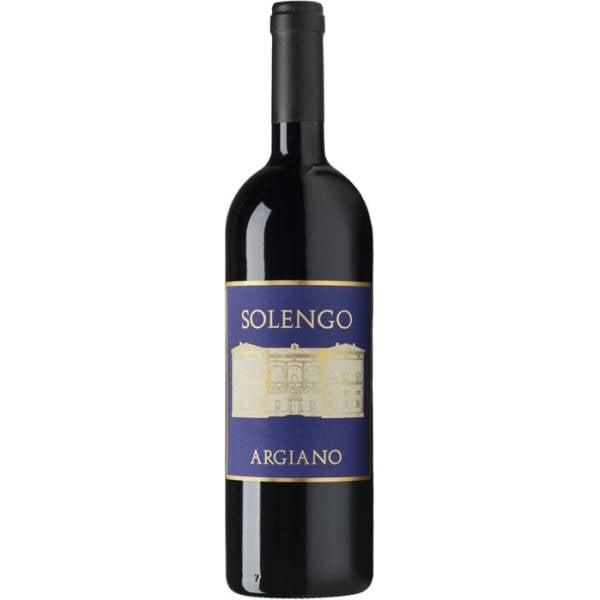 Argiano Solengo IGT (Cab Sauv, Merlot, Syrah) 2016-Red Wine-World Wine