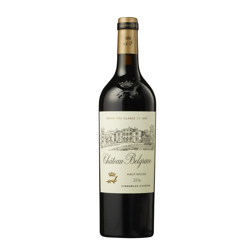 Chateau Belgrave 2016-Red Wine-World Wine